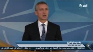 تقرير| اتفاق أمريكي أوروبي على تبادل الخدمات العسكرية