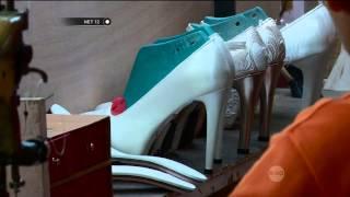 Kreasi Unik Sepatu Perempuan Khusus Pernikahan NET12