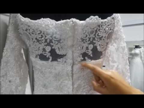 a1e1d22754 Bordados no Vestido de Noiva - Deixando o Vestido ainda mais Lindo ...