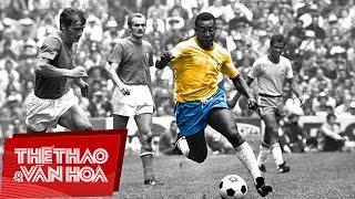 Cuộc đời và sự nghiệp Vua Bóng đá Pele | Chân dung huyền thoại
