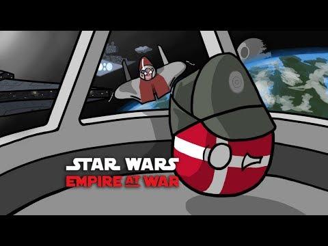 STAR WARS Empire at War MP in a nutshell #8(Snowspeeders)