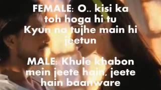 Manwa Laage Karaoke Audacity