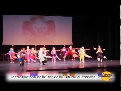 Pinocho - Teatro Nacional de la Casa de la Cultura Ecuatoriana