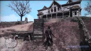 Red Dead Redemption Is This A Haunted House