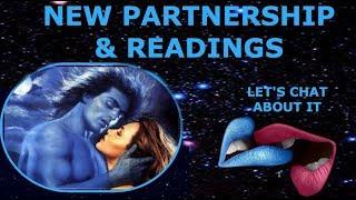 NEW PARTNERSHIP & READINGS