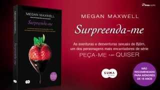 Booktrailer Surpreenda-me - novo livro de Megan Maxwell