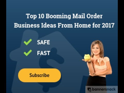 Top 10 Booming Mail Order Business Ideas from Home for 2017  Easy to Start  Now   Best for BeginnersTop 10 Booming Mail Order Business Ideas from Home for 2017  Easy  . Easy Business Ideas To Start From Home. Home Design Ideas