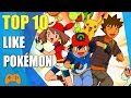 Top 10 games like Pokemon | Similar games to Pokémon