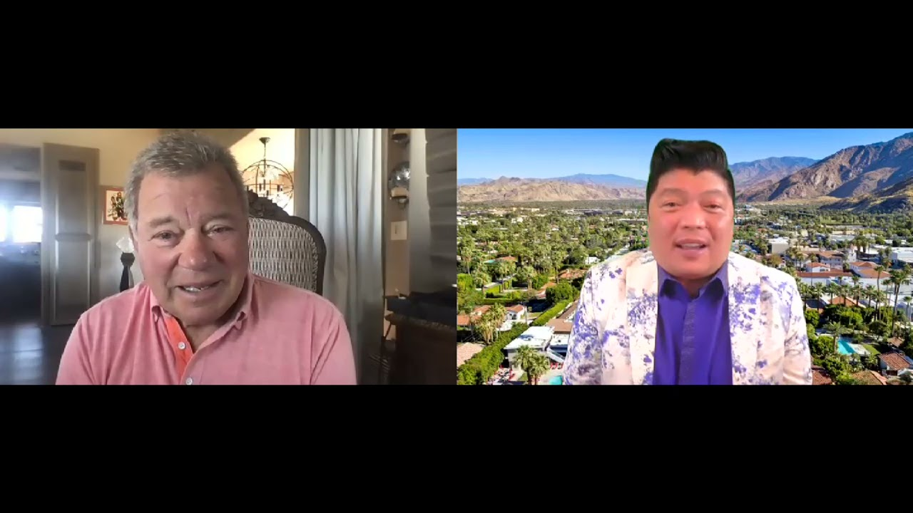 "William Shatner and Manny Movie The Guy chat about ""Senior Moment"" film"