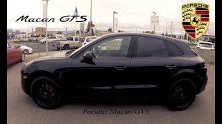 POV Test Drive | 2018 Porsche Macan GTS