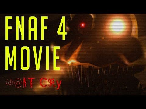 FNAF LIVE ACTION MOVIE DON'T CRY thumbnail