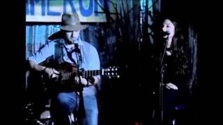 Let her go (spanish version) - Javi RR & Irene Pardo - Live