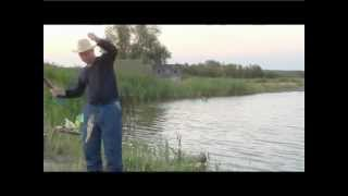 Рыбалка на базе отдыха ''MakSal''