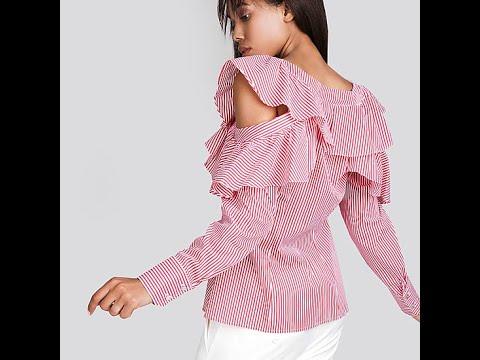 блуза Imperial CGR1V3N Red (размер M)