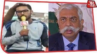 पुलवामा के शहीदों को नमन |  शहीद के बेटे से बात करते हुए भावुक हुए मेजर जनरल GD Bakshi