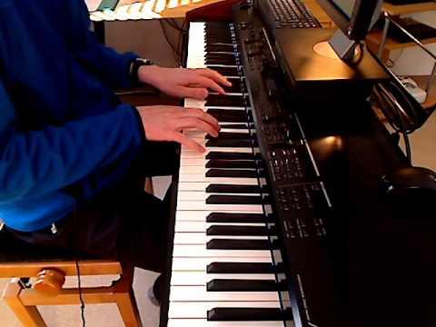 Tales from Earthsea (ゲド戦記) - Teru no Uta (Teru's Song) (Piano Cover)