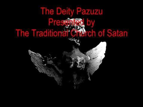 Pazuzu presented  the Traditional Church of Satan