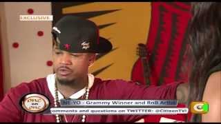 One On One with Ne-Yo