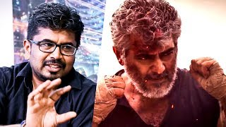 Ajith hates DUPES or DOUBLES! |Vivegam's Action scenes Explained! |DOP Vetri