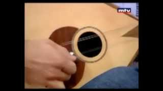 Wissam Jaber on MTV (Takasim Bayati)