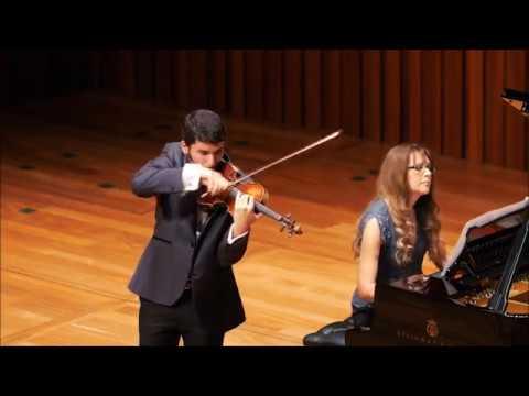Katchaturian (Heifetz): Sabre Dance by Tayfun Bomboz