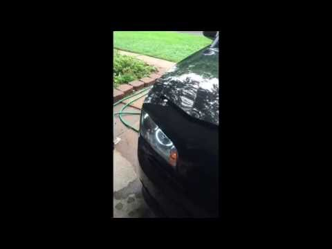 How to get rid of watery headlights