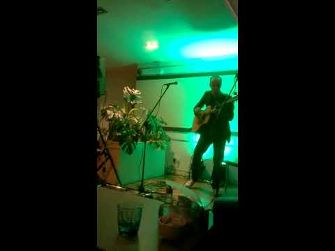 Shut Up and Dance With Me LIVE at An Lanntair Open Mic Stornoway