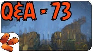 Heart of Thorns - QandA EP73 - Guild Wars 1 vs Guild Wars 2???