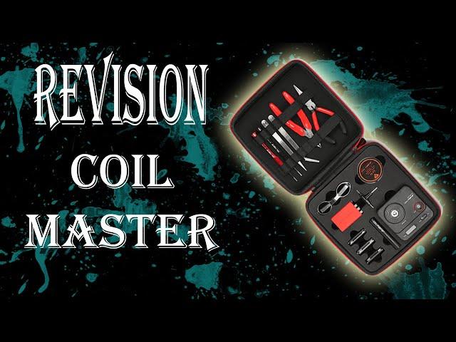 Kit de herramientas vapeo Coil Master 521 y Herramientas Coil Master DIY Kit V2 ¿Vale?