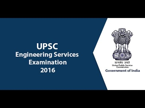 How to apply & Detail| IES UPSC EXAM NOTIFICATION : Last Date - 25/10/2016