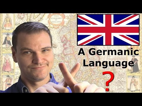 Is English Really a Germanic Language?