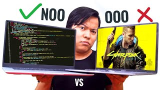 Windows vs Macbook ⚡⚡ Gaming , Video Editing , Coding & Students k liye Konsa Best hai ??