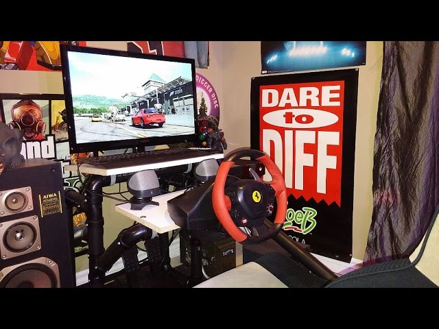 Thrustmaster Racing Wheel Ferrari 458 Spider Edition For Xbox One Forza 6 Review Youtube