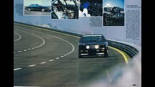 Audi 200 Quattro 300 кмч не предел