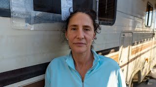 Homeless Woman Bought RV with Pandemic Money