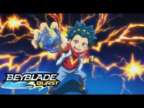 BEYBLADE BURST Our Time - Official Music Video from YouTube · Duration:  1 minutes 44 seconds