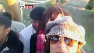 San Diego Balloon Wedding Crash Captured On Video