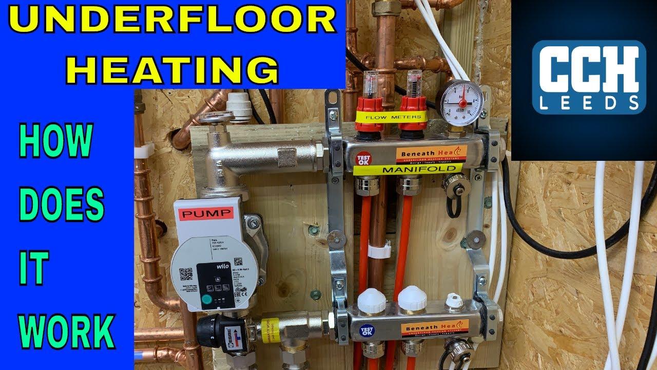 Plumbing - How Does Underfloor Heating Work - YouTubeYouTube