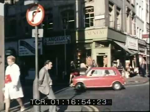 1970's Soho | London in the 1970's | Fusion | 1971