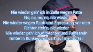 Nimo - NIE WIEDER feat. Abdi [Lyrics]