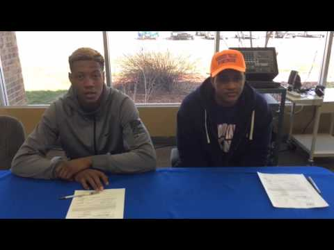 Flint Hamady athletes head to college