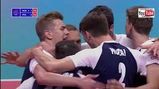 Russia- Poland M Vnl 2018 - Final Six - Full Match All Points Highlights