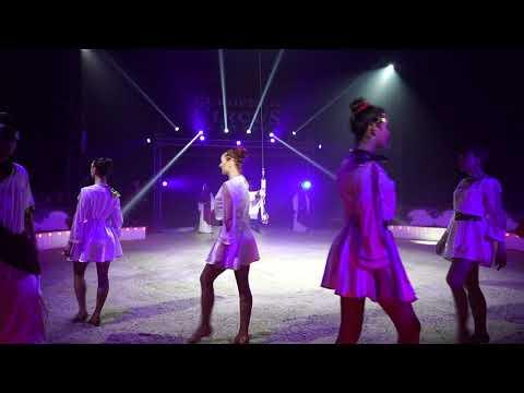 LAS VEGAS LE BALLET Cirque de Stefan Agnessen EUROPEAN CIRCUS à LIEGE