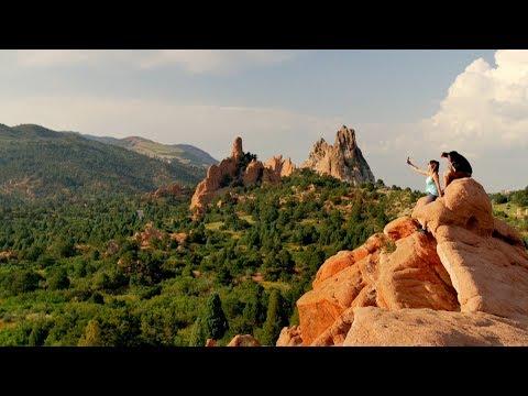 Discover Colorado Springs' Garden of the Gods