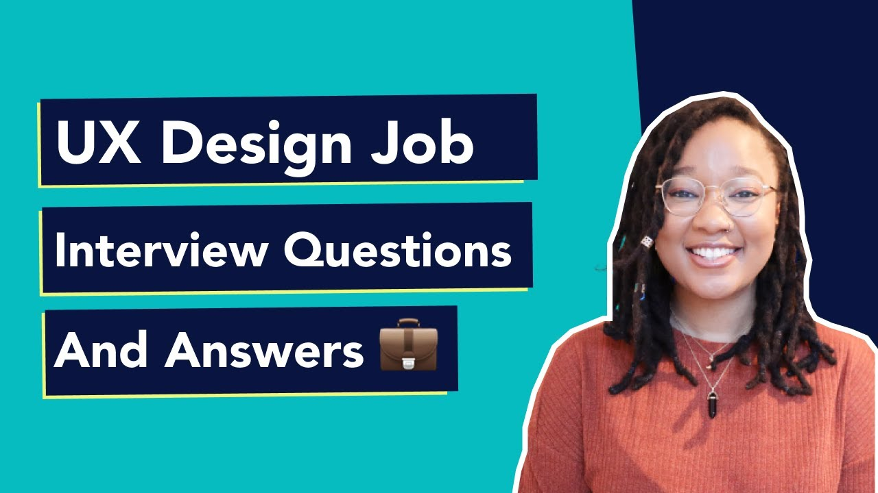 UI/UX Design Job Interview Questions and Answers - Ace Your Next UX Design Interview!
