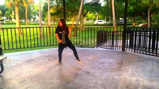 Let It Go - Chonique Sneed Choreography #EastLosDanceBattle #Entry