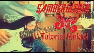 SLANK SAMBER GLEDEX Tutorial Melodi (FULL)