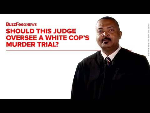 Can A Black Judge Oversee A White Cop's Murder Trial?