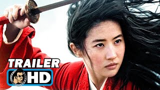 MULAN Trailer #2 (2020) Disney Live-Action Movie