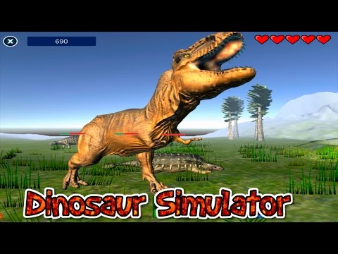 🐉👍Dinosaur Simulator -Симулятор Динозавров- By 3583 Bytes - Android